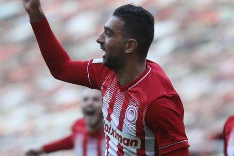 """Ολυμπιακός - ΠΑΣ Γιάννινα 1-0: """"Κανονιά"""" με Χασάν στο 90'+3'"""