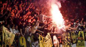 ΑΕΚ: Ποινή μιας αγωνιστικής για τα επεισόδια στο 2ο ματς με τον Προμηθέα