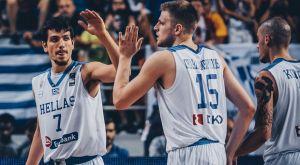 Το ελληνικό μπάσκετ συνεχάρη την Εθνική Νέων Ανδρών