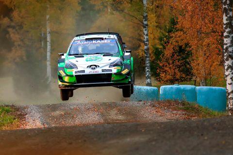 2021 FIA World Rally Championship / Round 10 / Rally Finland / 28 September - 4th October 2021 // Worldwide Copyright: Toyota Gazoo Racing WRT