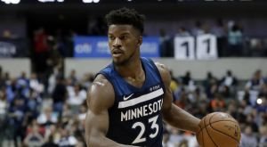 Jimmy Butler σε Gibson: «What the f… was that?»