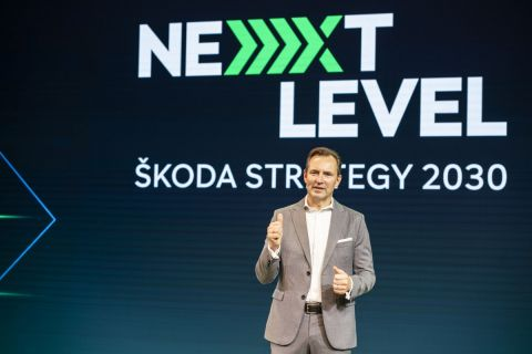 Ο CEO της SKODA, Τόμας Σέφερ