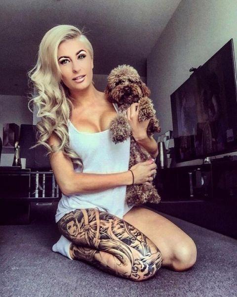Katia Kubacki: Το σέξι ring girl που ήθελε να γίνει fighter!