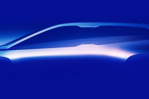 Αυτό είναι το σουλούπι του νέου ηλεκτρικού της BMW