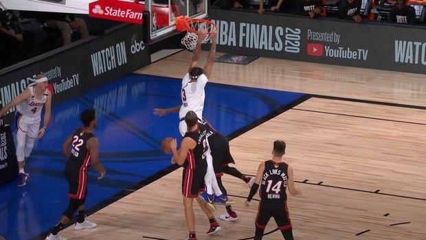 NBA Top 5: Απόλυτο αφεντικό ο Άντονι Ντέιβις