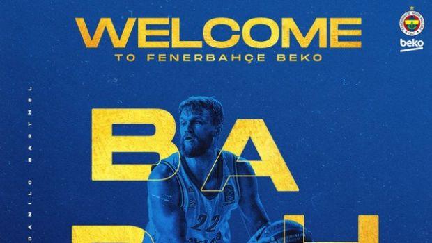 Φενέρμπαχτσε: Ανακοίνωσε τον Ντανίλο Μπαρτέλ