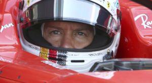Ο Φέτελ προσέκρουσε τη Ferrari στις μπαριέρες και πήγε για εξετάσεις