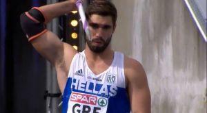 Αργυρό μετάλλιο ο Κυριαζής στο Ευρωπαϊκό κ-23