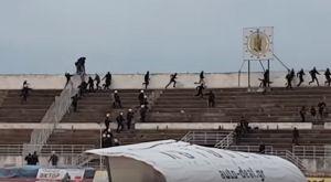 Επεισόδια στα Τρίκαλα, επίθεση σε παίκτη του Αιγάλεω
