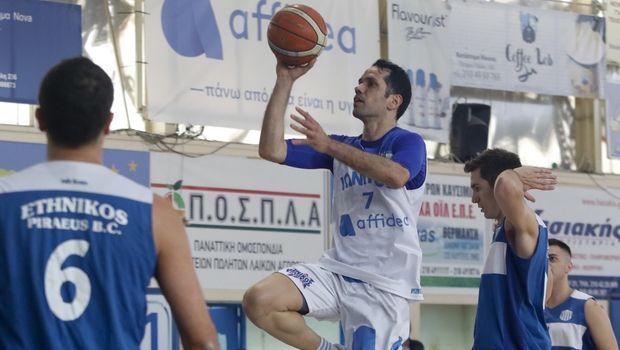 Διαστημικός Ιωνικός, έβαλε 197 πόντους και έκανε ρεκόρ στο ελληνικό μπάσκετ