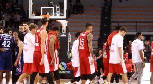 Ολυμπιακός – Εφές: Αποδοκιμασίες στο τέλος του αγώνα