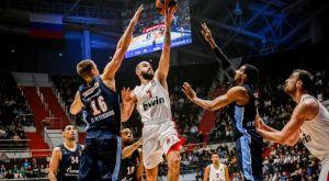 Σπανούλης: Οι 31 πόντοι στη Ζενίτ η καλύτερη επίδοση της καριέρας του στην EuroLeague σε σαραντάλεπτο