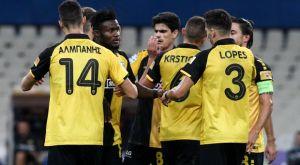 ΑΕΚ – Λαμία 3-0: Τα highlights της αναμέτρησης