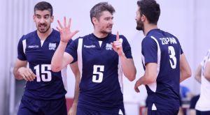 "Eurovolley ανδρών: Νίκη και έφυγε για τους ""16"" η Εθνική"
