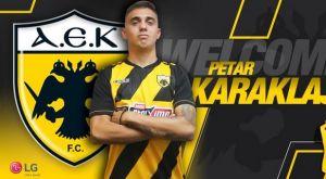 ΑΕΚ: Στα κιτρινόμαυρα ο Καρακλάγιτς