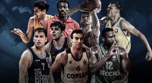 POLL: Ποια είναι η καλύτερη τετράδα στην ιστορία της EuroLeague;