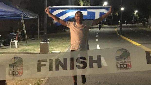 Παγκόσμιος πρωταθλητής ULTRA TRIATHLON 2017 ο Ζεμαδάνης