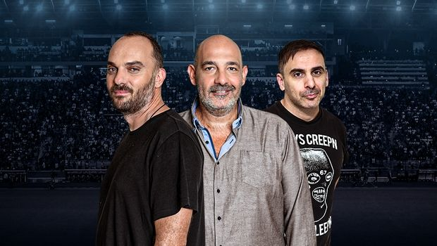 LIVE Καίσαρης, Τσάρλυ και Παπασημακόπουλος για τo φινάλε της Super League
