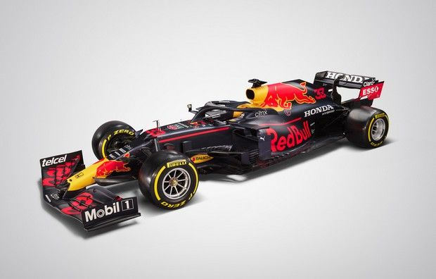 Αποκαλύφθηκε η νέα Red Bull RB16B - Honda