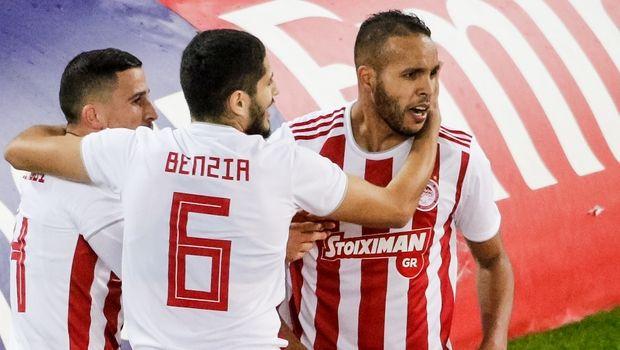 Ολυμπιακός - Παναθηναϊκός 1-0: Κόκκινη κορυφή με Ελ Αραμπί