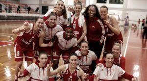 Α1 Γυναικών: Ο Ολυμπιακός ισοφάρισε το ρεκόρ του Connecticut