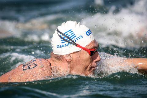 Ο Σπύρος Γιαννιώτης στους Ολυμπιακούς Αγώνες του Ρίο