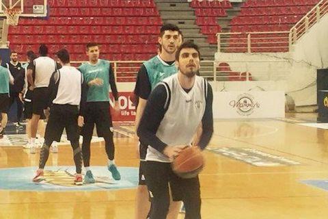 Επιστροφή Μαργαρίτη στις προπονήσεις