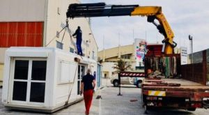Κορονοϊός: Η δωρέα του Φοίνικα Σύρου στο νοσοκομείο του νησιού
