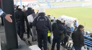 Football League: Τα επεισόδια στο Τρίγλια – Ιωνικός