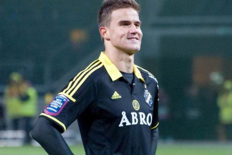 Νίκησε η ΑΪΚ Στοκχόλμης, 2-0 τη Φάλκενμπέργκ