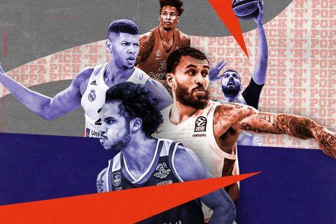 EuroLeague 2021-22: 15 καυτά ερωτήματα και οι χλιαρές απαντήσεις τους