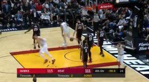 "NBA: Ο Τρε Γιανγκ φώναζε ""it's over"" και τελικά… έχασε"