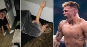 Ο MMAer T.J. Laramie πιάνει στα πράσα την φίλη του και δεν φαντάζεστε τι έκανε