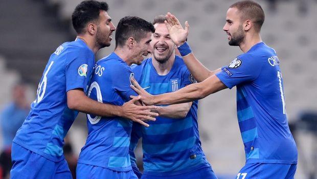 Προκριματικά Euro 2020: Η τελική βαθμολογία στον όμιλο της Εθνικής