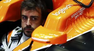 Απογοητευμένος ο Alonso