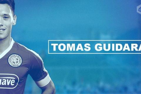Ενδιαφέρον του Ολυμπιακού για τον Τομάς Γκιντάρα αποκαλύπτουν στην Αργεντινή