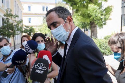 Ο δικηγόρος του Ρούμπεν Σεμέδο, Σταύρος Γεωργόπουλος | 30 Αυγούστου 2021