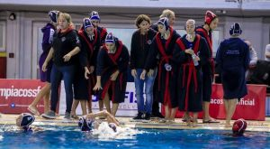 EuroLeague πόλο γυναικών: Προκρίθηκε ως δεύτερη η Βουλιαγμένη