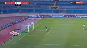 Τερματοφύλακας στην Αίγυπτο έκανε δυο απίθανες επεμβάσεις!