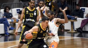 Basket League: Για την ισοφάριση ο Προμηθέας, για την πρόκριση η ΑΕΚ