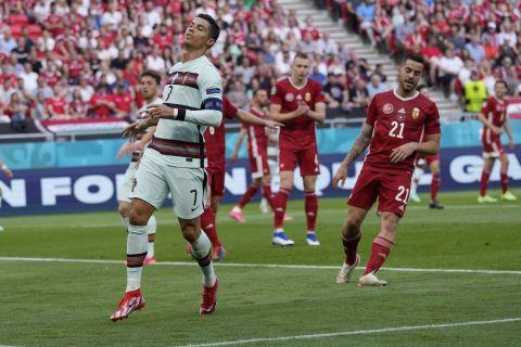 Euro 2020, Ουγγαρία - Πορτογαλία: Το 2-0 του Ρονάλντο με εκτέλεση πέναλτι