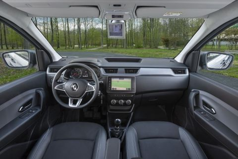 Η νέα επαγγελματική πρόταση Renault Express Van