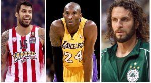 Επόμενοι στόχοι του Πρίντεζη ο Αλβέρτης κι ο… Kobe Bryant!