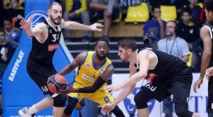 Περιστέρι – ΠΑΟΚ 80-75: Εδραιώθηκε στη δεύτερη θέση