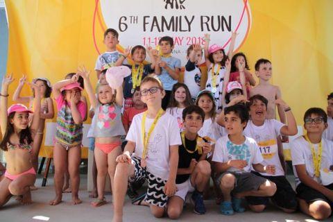 6ο Family Run: O oικογενειακός Αγώνας-Θεσμός συνεχίζεται