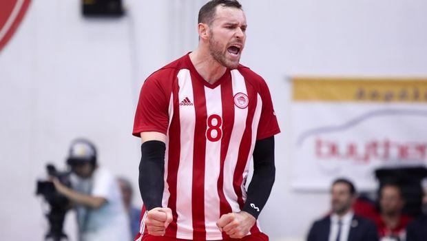 Ολυμπιακός - ΠΑΟΚ 3-0: Ερυθρόλευκο προβάδισμα για τον τελικό