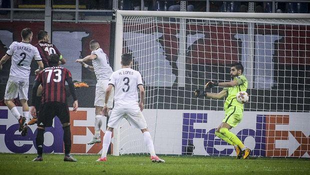 Οι εμφανίσεις ΑΕΚ και Μίλαν για το ματς της Πέμπτης