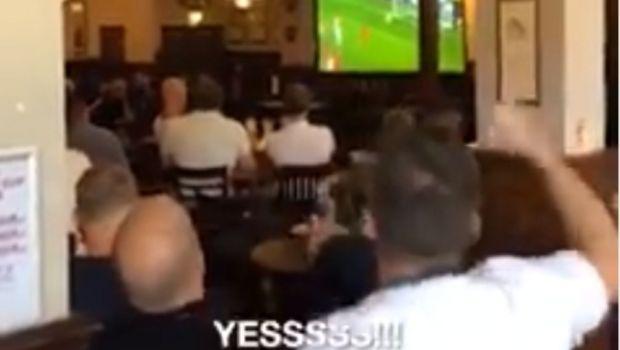 Μεθυσμένος Άγγλος μπέρδεψε τις φανέλες και πανηγύρισε γκολ της Τυνησίας
