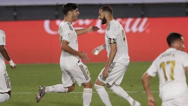 Ρεάλ - Αλαβές 2-0: Καλπάζει προς τον τίτλο