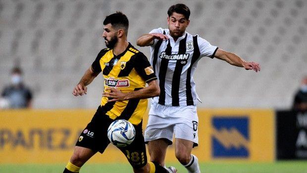 AEK, PAOK, Oliveira, Mixai (eurokinissi)